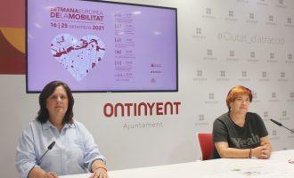 Una ponencia de la Portavoz del Gobierno de Pontevedra abrirá la Semana Europea de la Movilidad en Ontinyent