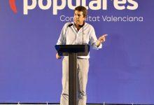 """Carlos Mazón: """"El canvi és imparable perquè ha arribat el moment de la Comunitat Valenciana"""""""