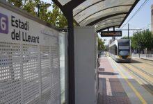 La Generalitat reforça el dimarts el servei de Metrovalencia per a la trobada de Lliga entre Levante UD i Real Club Cèltic de Vigo