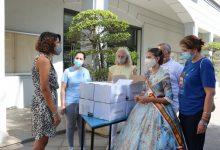 Quart de Poblet llança una campanya de promoció del valencià entre les seues associacions festeres i reparteix més de 150.000 sobres de sucre