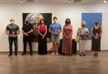 Quart de Poblet entrega els premis de Q-ART en la categoria d'Arts Plàstiques