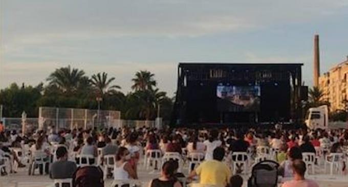 Refresca't Catarroja finalitza el seu primer cap de setmana amb grans espectacles i activitats per a la joventut