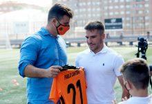 Pablo Cantero torna a la seua casa per a fer el tret d'honor en el primer partit com a local del Torrent CF