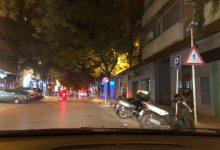 Xàtiva incorpora un nou pas de vianants i sistemes d'il·luminació nocturna al carrer Vicente Boix
