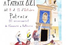 Las actividades conmemorativas del 150 (+1) aniversario de la anexión a València del barrio de Patraix ya tienen cartel