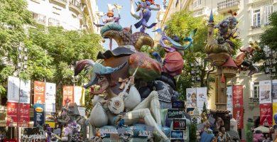 Falla Almirante Cadarso – Conde Altea: un monument ple de secrets