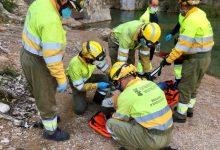 Los accidentes y rescates en ríos, pantanos y embalses gestionados por Emergencias se reducen a la mitad este verano