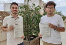 NNGG Alfafar presenta propostes per a millorar la situació de la joventut