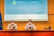"""Arcadi España reitera """"el compromís ferm"""" del Consell amb la protecció del litoral i la situa com """"una prioritat"""" de l'Executiu autonòmic"""