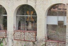 Ontinyent expone en el criptopórtico del Palau de La Vila las históricas campanas