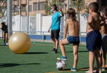 800 xiquets i xiquetes van participar en el Campus d'estiu 2021 d'Aldaia