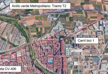 Paiporta presenta dos nuevos tramos de carril bici de 2,8 kilómetros para conectar con el anillo verde metropolitano