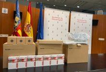 Massamagrell rep una subvenció de la Diputació de València de material informàtic