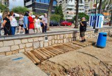 Gabriela Bravo anuncia que el Consell col·laborarà amb els ajuntaments afectats per l'últim temporal per a reparar els danys causats per les tempestes