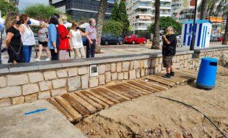 Gabriela Bravo anuncia que el Consell colaborará con los ayuntamientos afectados por el último temporal para reparar los daños causados por las tormentas