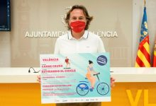 Giuseppe Grezzi presenta el itinerario de la semana de la movilidad en València