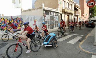 Massanassa celebra el Dia sense cotxes