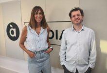 La ràdio d'À Punt estrena 'Les Ntc del Matí' amb Jessica Crespo i Oscar Martínez al capdavant