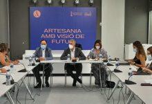 Climent presideix la Mesa de l'Economia per a avaluar l'acord social 'Alcem-nos' del govern valencià