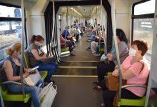 Metrovalencia facilitó la movilidad de 2,5 millones de personas en agosto, un 22,6% más