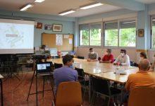 Ontinyent prepara l'espai perquè la Conselleria instal·le els aularis prefabricats dels col·legis Martínez Valls i Vicente Gironés