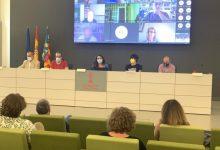 """Oltra manifesta el """"compromís"""" del Consell amb el moviment LGTBI: """"Sempre estarà al seu costat i contra les agressions"""""""