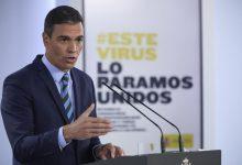 """Sánchez anuncia una subida """"inmediata"""" del SMI para lo que queda de año"""