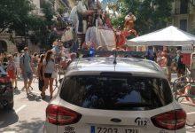 La Policia de la Generalitat imposa 178 multes durant la setmana fallera