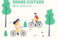 Bonrepòs i Mirambell celebra el Día sin Coche con una vuelta en bicicleta por el municipio