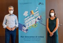 La Generalitat se suma a la Setmana Europea de la Mobilitat amb el lema 'Mou-te amb Impacte Zero'