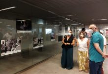"""Ferrocarrils de la Generalitat i Stop Accidents presenten en l'estació de Bailén de Metrovalencia l'exposició """"Vianant no travesses la teua vida"""""""