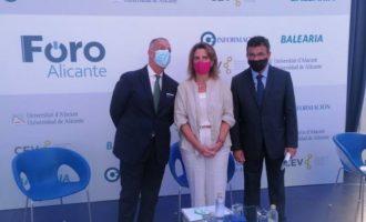 Teresa Ribera dice que las medidas para bajar el precio de la luz se notarán ya en la factura de septiembre