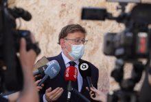"""Puig assegura que el Consell """"gaudeix de bona salut"""" i que la crisi de Podem """"en cap cas afectarà el seu full de ruta"""""""