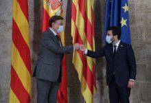 Puig i Aragonés s'alien per la recuperació social i econòmica després de la pandèmia